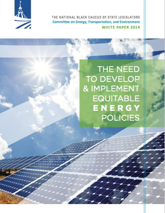 The Need to Develop & Implement Equitable Energy Policies