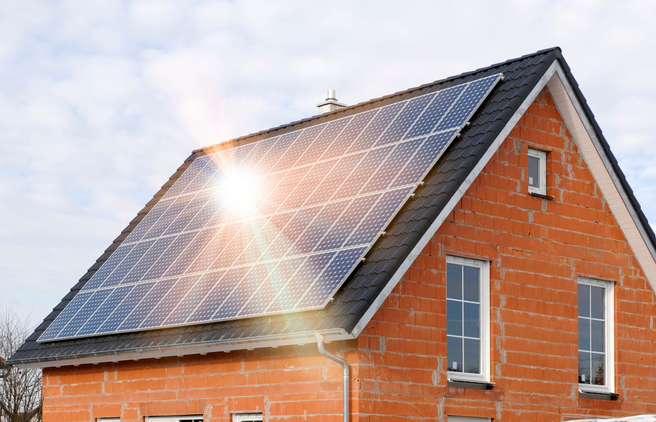 Solar Panel Mandates For New Nevada Homes Would Be An